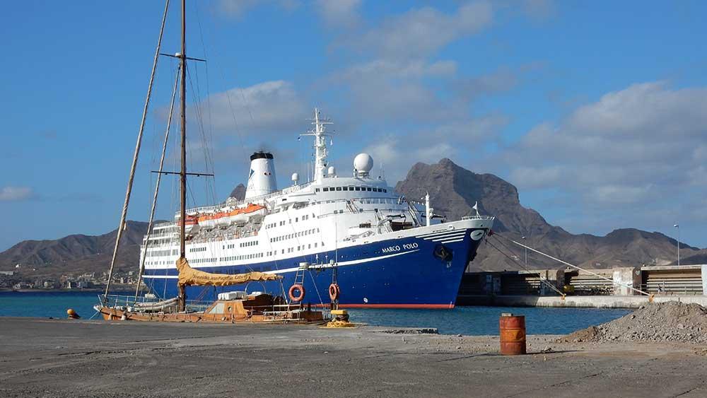 Mindelo, Cape Verde Islands | Peter\'s Cruise Blog