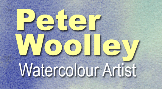 Peter Woolley Watercolour Artist