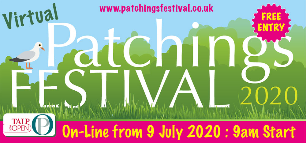 Patchings Art Festival goes online in July 2020