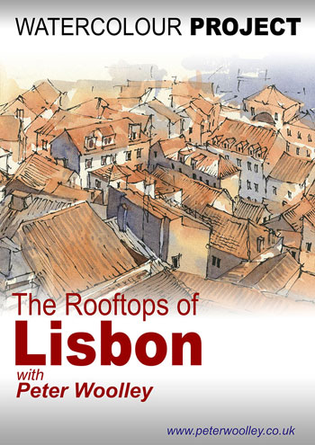 Peter Woolley The Rooftop of Lisbon DVD and Video on Demand