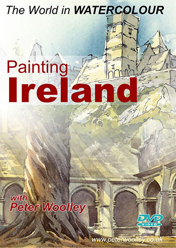 Peter Woolley Painting Ireland DVD and Video on Demand